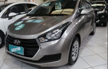 Hyundai HB20 Comfort Plus 1.0 Flex 12V Turbo