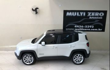 Jeep Renegade Limited 1.8 Flex - Foto #9
