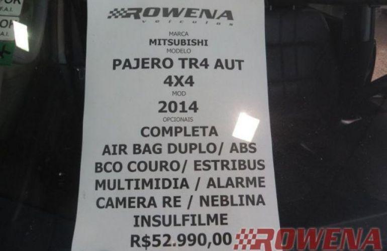 Mitsubishi Pajero TR4 4X4 2.0 16V Flex - Foto #9