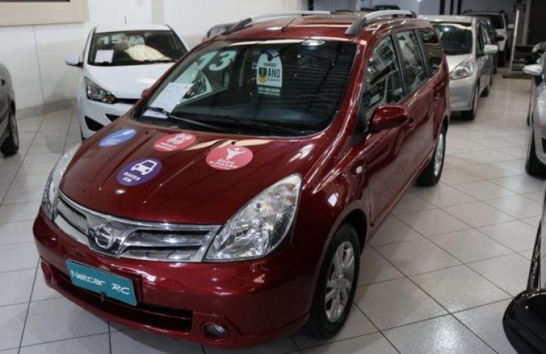 Nissan Grand Livina SL 1.8 16V (flex) - Foto #1