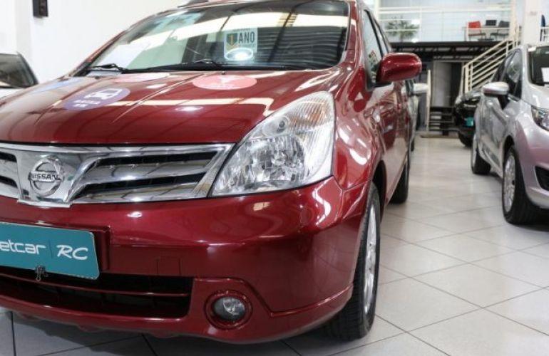 Nissan Grand Livina SL 1.8 16V (flex) - Foto #3