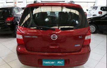Nissan Grand Livina SL 1.8 16V (flex) - Foto #4