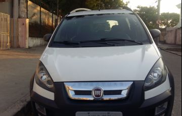 Fiat Idea Adventure 1.8 16V Dualogic (Flex)