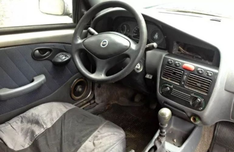 Fiat Palio EX 1.0 8V Fire - Foto #7