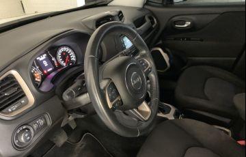 Jeep Renegade Longitude 1.8 (Aut) (Flex) - Foto #6