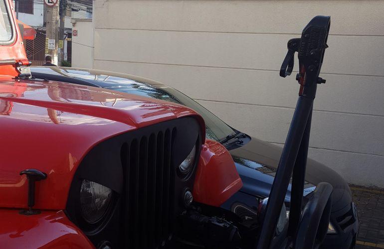 Jeep Wrangler 3.8 V6 - Foto #7