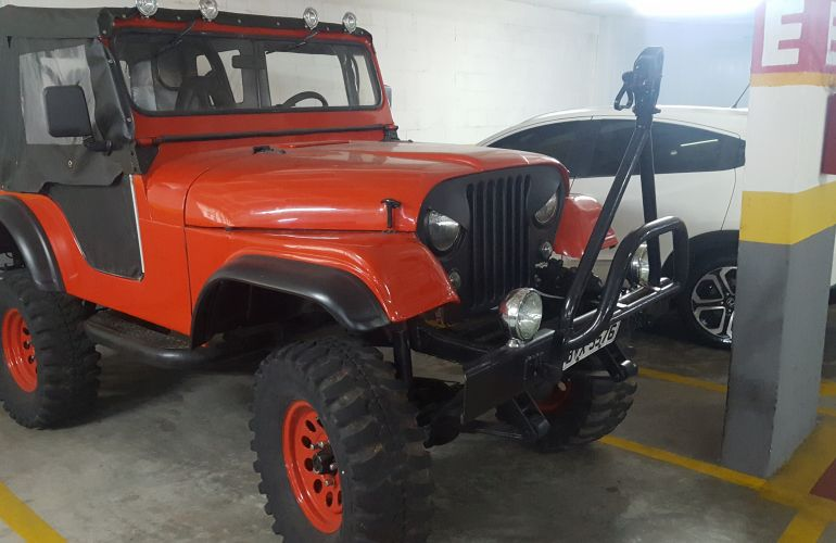 Jeep Wrangler 3.8 V6 - Foto #1