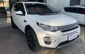 Land Rover Discovery Sport SI4 TURBO HSE LUXURY 2.0 16V  Flex