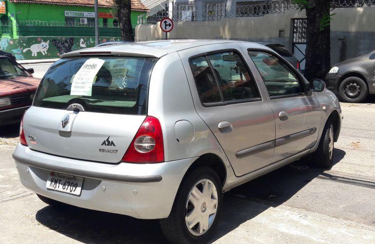 Renault Clio Hatch. Authentique 1.0 16V (flex) 4p - Foto #1