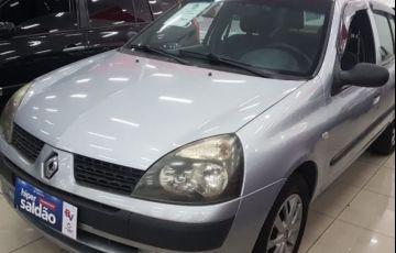 Renault Clio Sedan Authentique 1.0 16V - Foto #2
