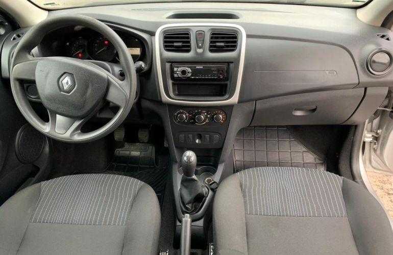 Renault Sandero Authentique 1.0 16V (Flex) - Foto #7