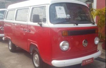 Volkswagen Kombi Standard 1.6 8V - Foto #2