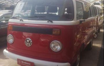 Volkswagen Kombi Standard 1.6 8V - Foto #3