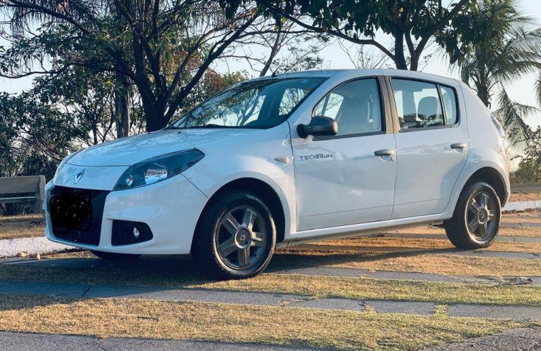 Renault Sandero Tech Run 1.0 16V (Flex) - Foto #6