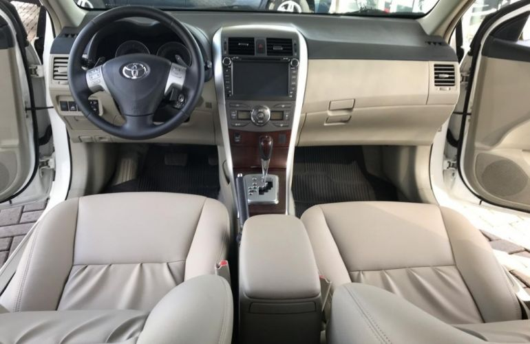 Toyota Corolla 2.0 Altis Multi-Drive S (Flex) - Foto #9