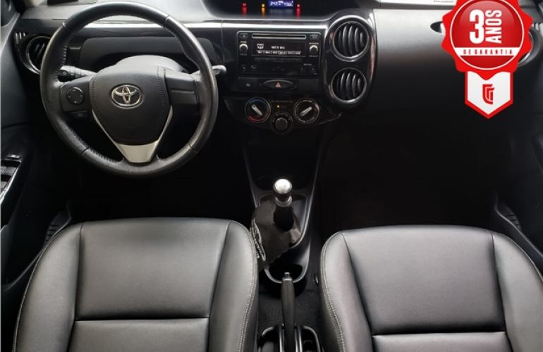 Toyota Etios 1.5 Xls 16V Flex 4p Manual - Foto #2