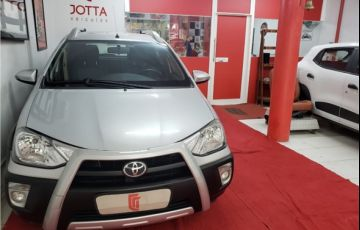 Toyota Etios 1.5 Xls 16V Flex 4p Manual - Foto #5