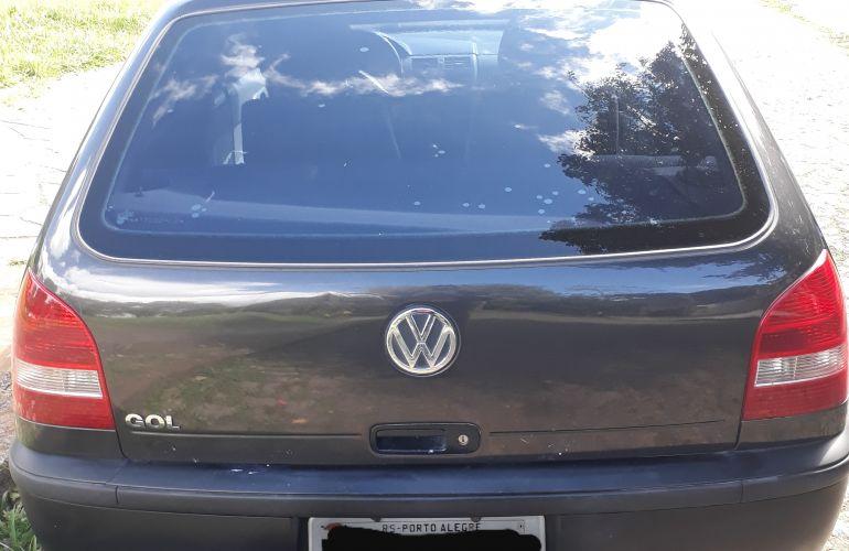 Volkswagen Gol Plus 1.0 8V 2p - Foto #4