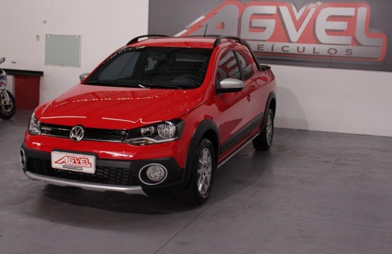 Volkswagen Saveiro Cross 1.6 16v MSI CE (Flex) - Foto #2