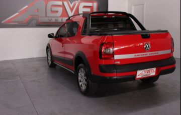 Volkswagen Saveiro Cross 1.6 16v MSI CE (Flex) - Foto #6