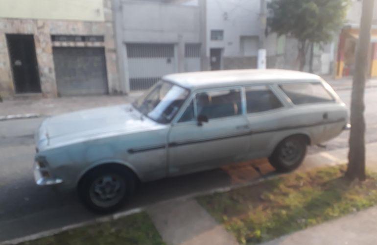 Chevrolet Caravan Comodoro 4.1 - Foto #1