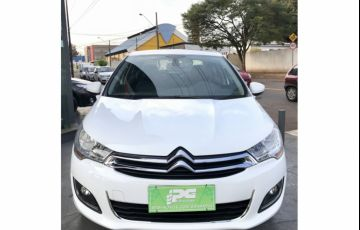 Citroën C4 Lounge Tendance 2.0 16V (Flex)