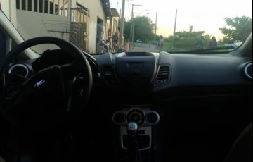 Ford Fiesta Hatch SE Rocam 1.6 (Flex) - Foto #1