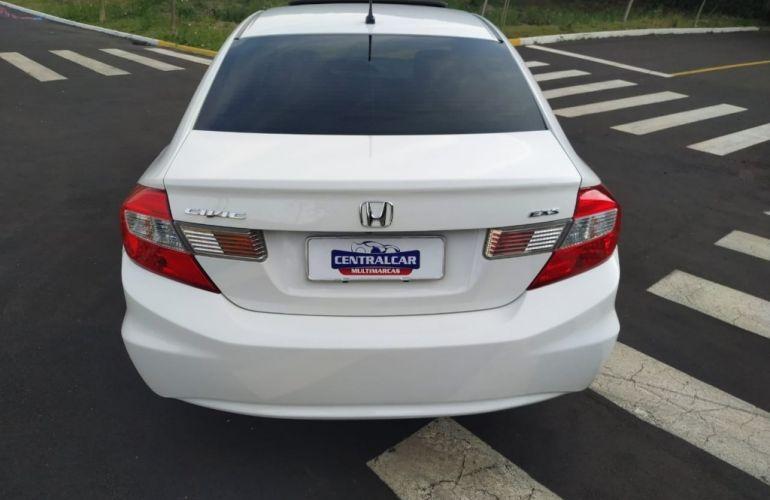 Honda New Civic EXS 1.8 (Aut) - Foto #5