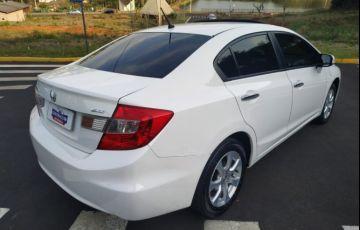 Honda New Civic EXS 1.8 (Aut) - Foto #6