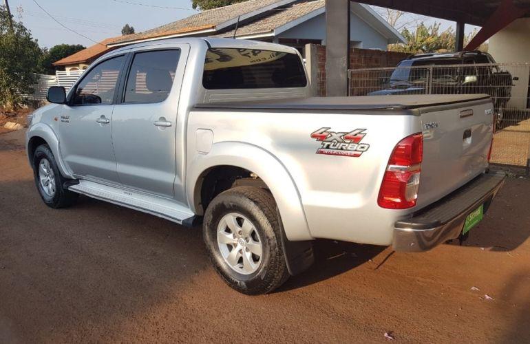 Toyota Hilux 3.0 TDI 4x4 CD SR (Aut) - Foto #5