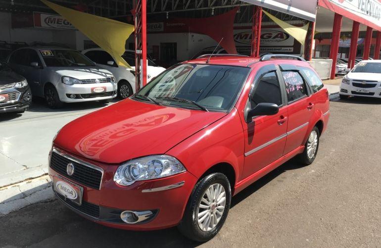 Fiat Palio Weekend Attractive 1.4 8V (Flex) - Foto #9
