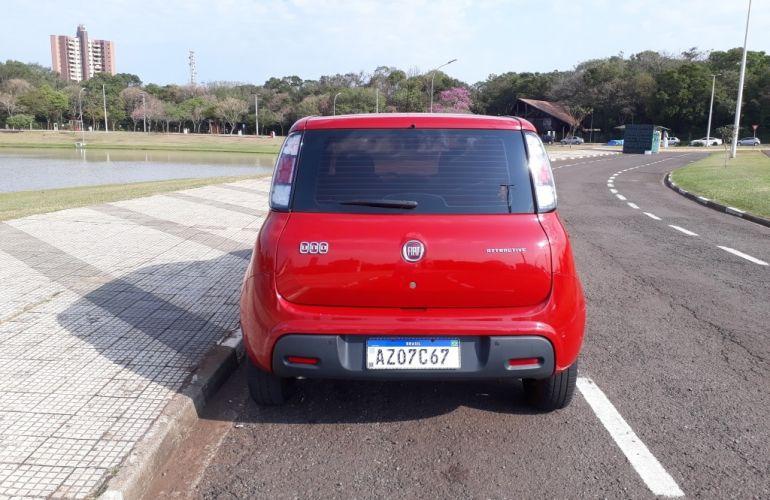 Fiat Uno Attractive 1.0 8V (Flex) 4p - Foto #4