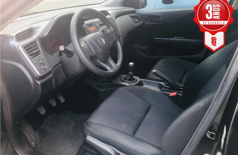 Honda City 1.5 DX 16V Flex 4p Manual - Foto #3