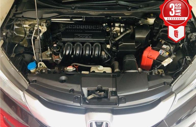 Honda City 1.5 DX 16V Flex 4p Manual - Foto #4