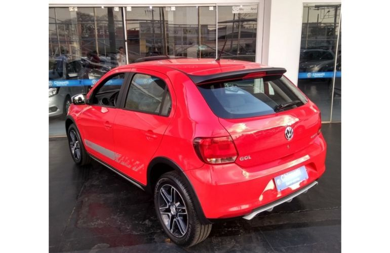 Volkswagen Gol Rallye I-Motion 1.6 VHT (Flex) - Foto #4