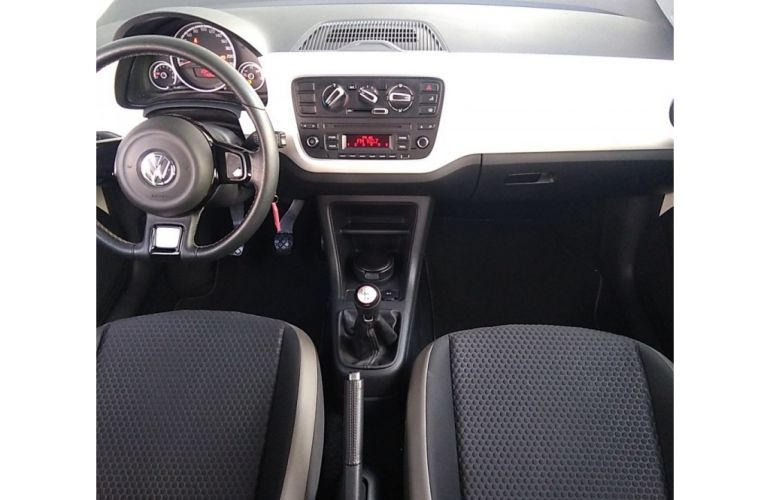 Volkswagen Up! 1.0 12v TSI E-Flex Cross Up! - Foto #5