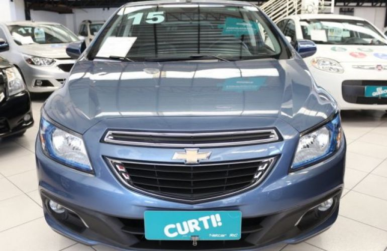 Chevrolet Prisma LTZ 1.4 SPE/4 8V Flex - Foto #3