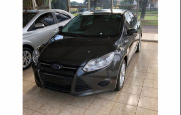 Ford Focus Sedan S 2.0 16V PowerShift (Aut) - Foto #2