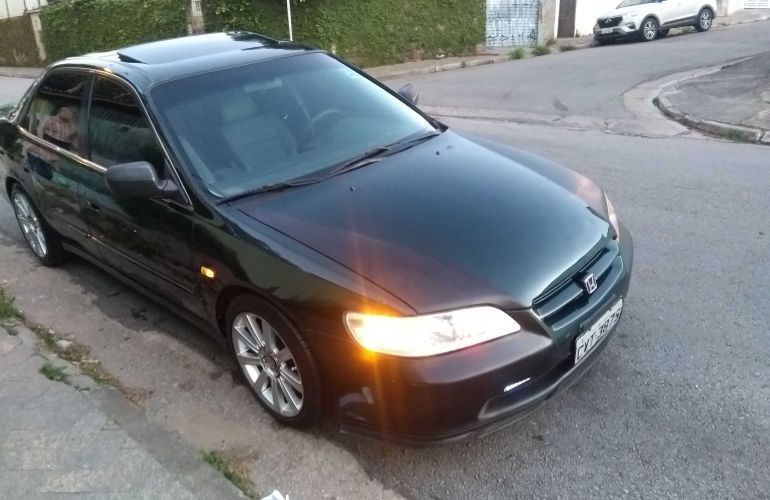 Honda Accord Sedan EXRL 2.3 16V (aut) - Foto #1