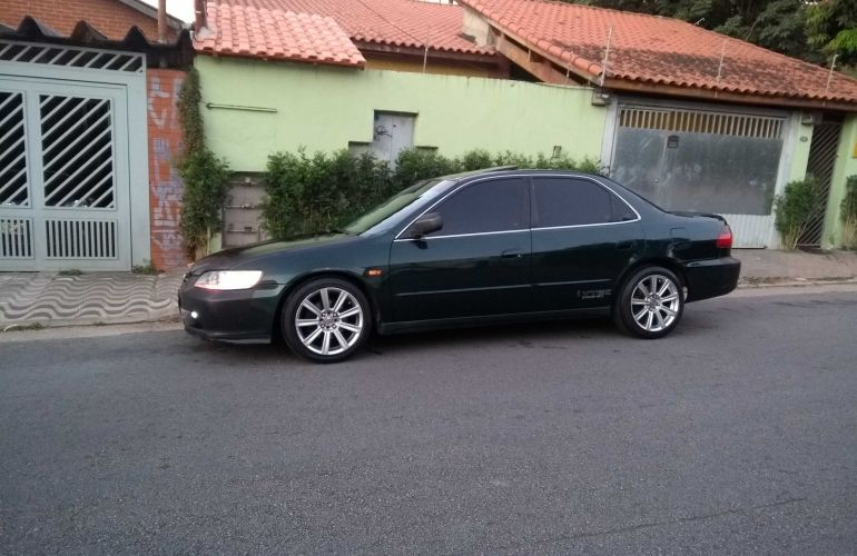 Honda Accord Sedan EXRL 2.3 16V (aut) - Foto #2