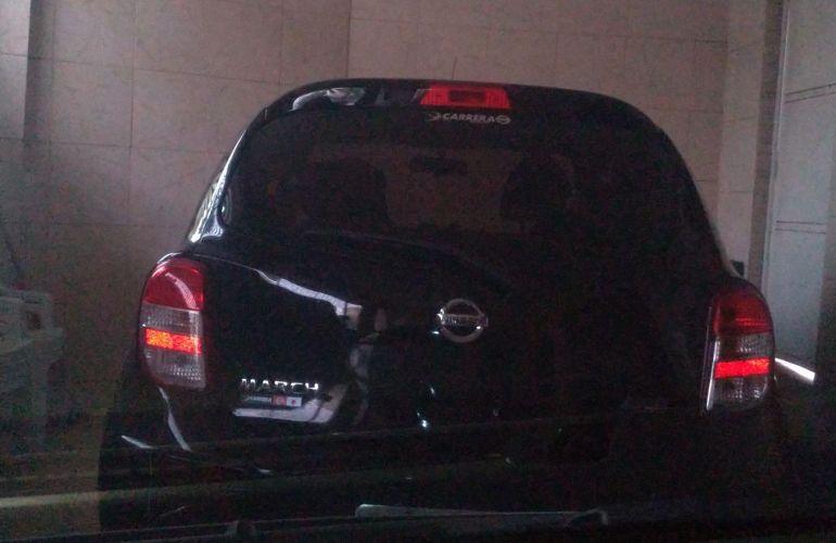Nissan March 1.6 16V SR (Flex) - Foto #3