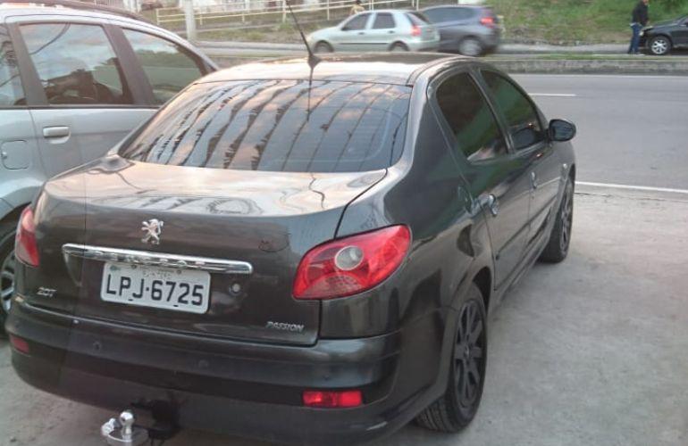 Peugeot 207 Passion XS 1.6 16V (flex) (aut) - Foto #4