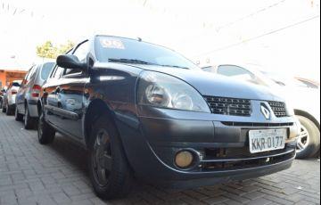Renault Clio 1.0 16V (flex) 2p - Foto #1