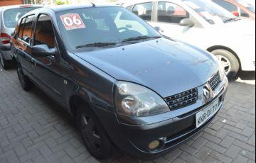 Renault Clio 1.0 16V (flex) 2p - Foto #2