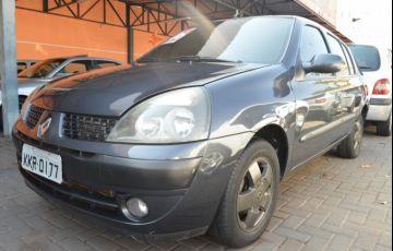 Renault Clio 1.0 16V (flex) 2p - Foto #5