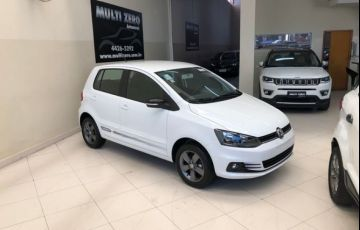 Volkswagen Fox CONNECT 1.6 MSI TOTAL Flex   MANUAL