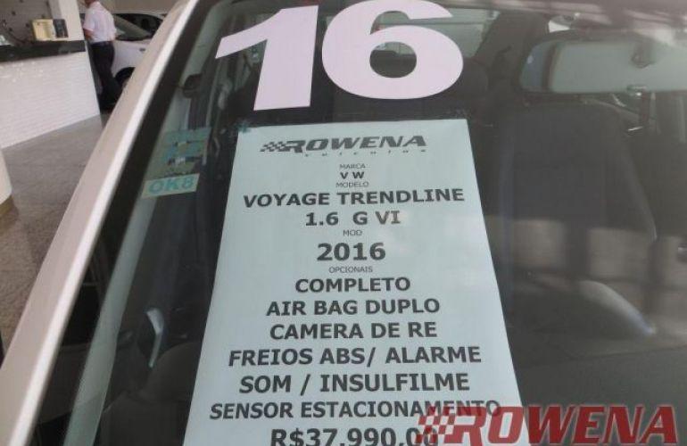 Volkswagen Voyage Trendline 1.6 Total Flex - Foto #8