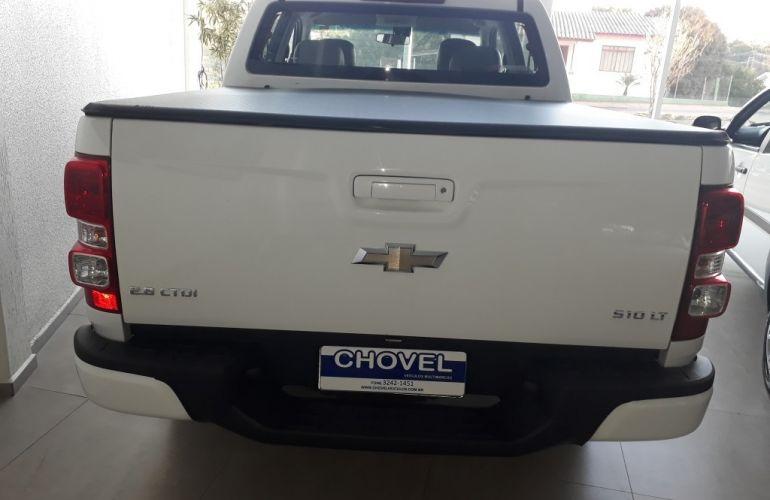 Chevrolet S10 LT 2.8 TD 4x4 (Cab Dupla) (Aut) - Foto #5