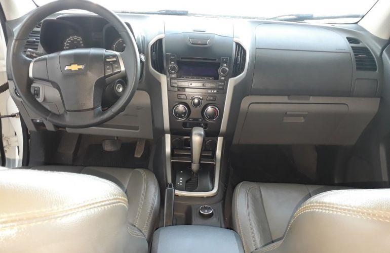 Chevrolet S10 LT 2.8 TD 4x4 (Cab Dupla) (Aut) - Foto #6