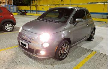 Fiat 500 Sport Air 1.4 16V - Foto #1
